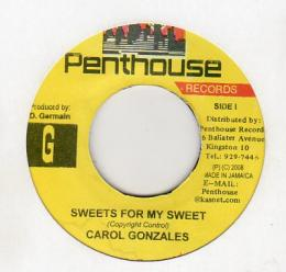 Carol Gonzales - Sweets For My Sweet