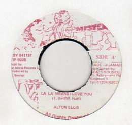 Alton Ellis - La La Means I Love You