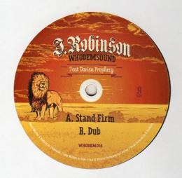 J. Robinson feat Darien Prophecy - Stand Firm