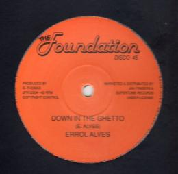 Errol Alves - Down In The Ghetto
