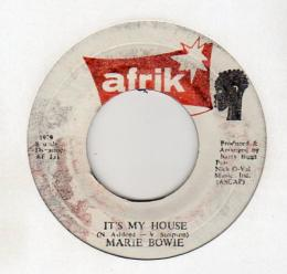 Marie Bowie - It's My House