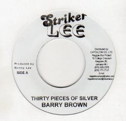 Barry Brown - Thirty Pieces Of Silver