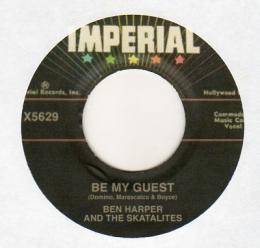 Ben Harper & The Skatalites - Be My Guest