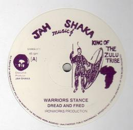 Dread And Fred - Warriors Stance