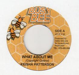 Keisha Patterson - What About Me