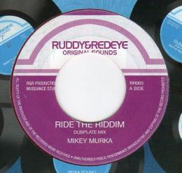 Mikey Murka - Ride The Riddim (Dubplate Mix)