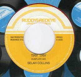 Selah Collins - Try Try (Dubplate Mix)