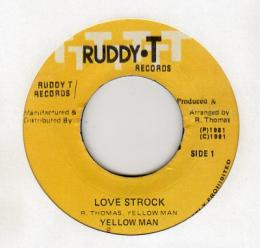 Yellow Man - Love Strock