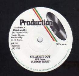 Junior West - Splash It Out
