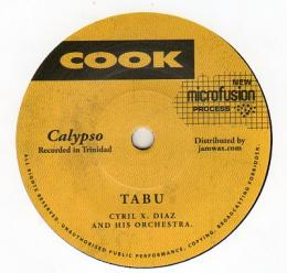 Cyril X Diaz And His Orchestra - Tabu