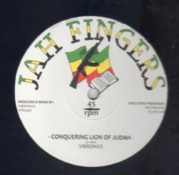 Vibronics - Conquering Lion Of Judah
