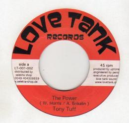Tony Tuff - The Power