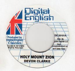 Devon Clarke - Holy Mount Zion