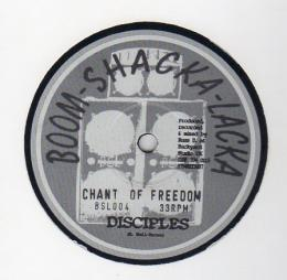 Disciples - Chant Of Freedom