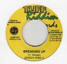 Queen Ifrica - Breaking Up