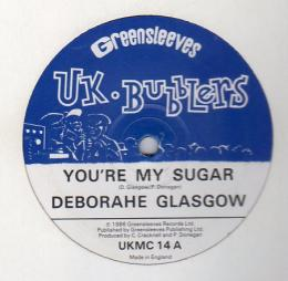 Deborahe Glasgow - You're My Sugar