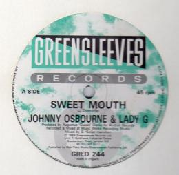 Johnny Osbourne & Lady G - Sweet Mouth