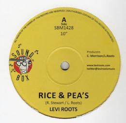 Levi Roots - Rice & Pea's