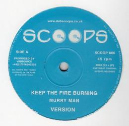 Murry Man - Keep The Fire Burning