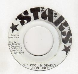 John Holt - She Cool & Deadly