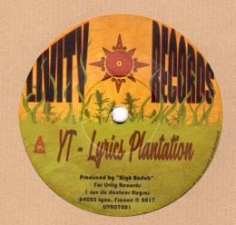 YT - Lyrics Plantation