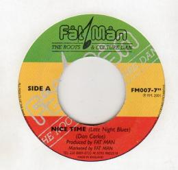 Don Carlos - Nice Time (Late Night Blues)