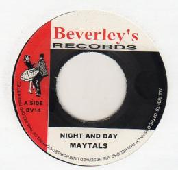 Maytals - Night And Day