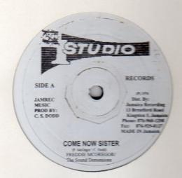 Freddie McGregor - Come Now Sister