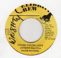 Anthony Malovo & Major Mackrel - Young Young Love