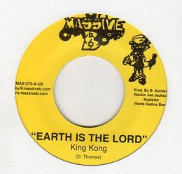 King Kong - Earth Is The Lord