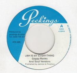 Gappy Ranks - Jah Is My Everything
