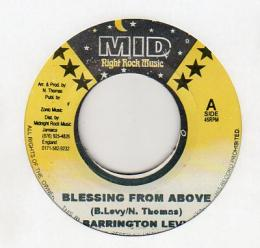 Barrington Levy - Blessing From Above