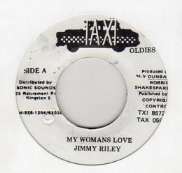 Jimmy Riley - My Woman's Love