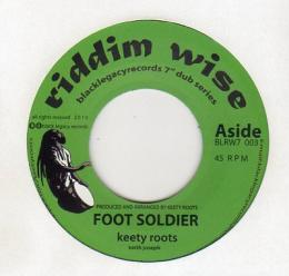 Keety Roots - Foot Soldier