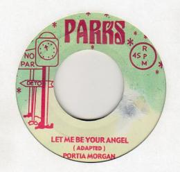 Portia Morgan - Let Me Be Your Angel