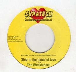 The Blackstones - Step In The Name Of Love