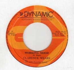 Clarence Wears - Working Mood