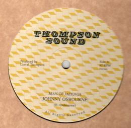 Johnny Osbourne - Man Of Jahovia