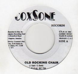 Jackie Opel - Old Rocking Chair