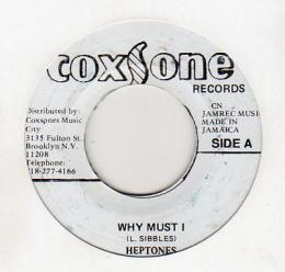 Heptones - Why Must I