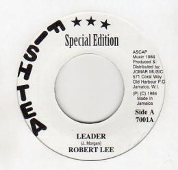 Robert Lee - Leader