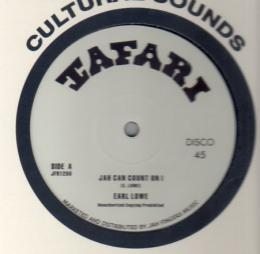 Earl Lowe (Little Roy) - Jah Can Count On I