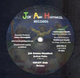 Joshua Hales - Jah Gonna Manifest
