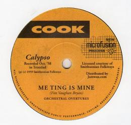 Orchestral Overtures - Me Ting Is Mine