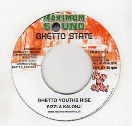 Sizzla Kalonji - Ghetto Youths Rise