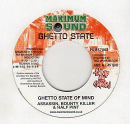 Assassin,Bounty Killer & Half Pint - Ghetto State