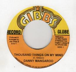 Danny Mangaroo - Thousand Things On My Mind