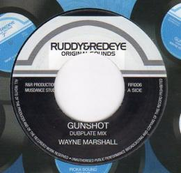 Wayne Marshall - Gunshot (Dubplate Mix)