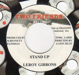 Leroy Gibbons - Stand Up