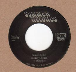 Bumpty Jones(Johnny Osbourne) - Simple Song